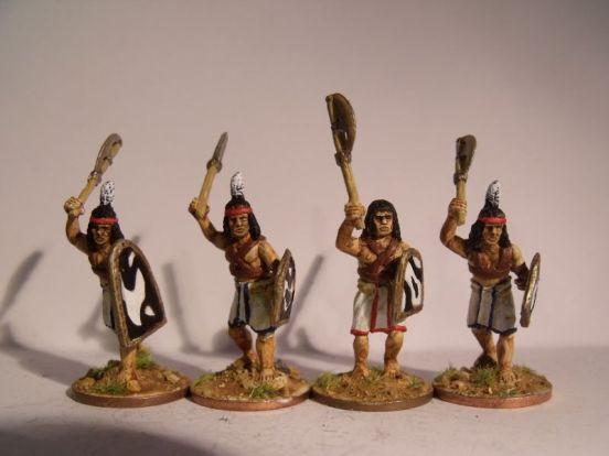 Egyptian Axemen