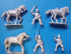 Yoruk Cavalry