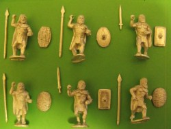 Pictish Infantry in Loincloth