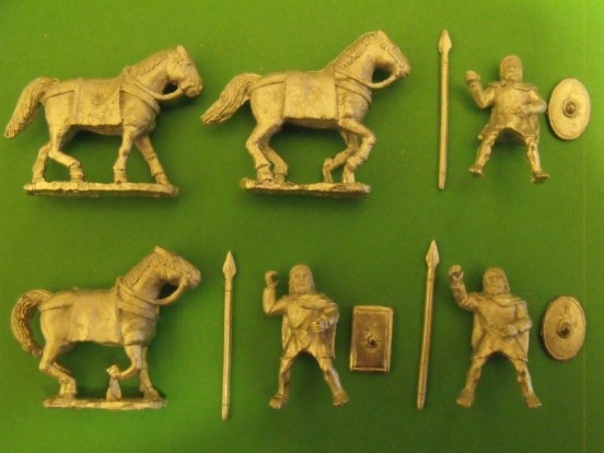 Pictish Cavalry