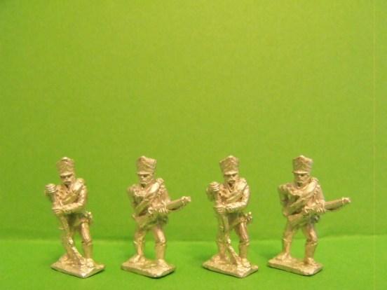Prussian Jaegers Loading