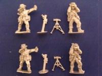 Afghan Regular Infantry Mortar Team