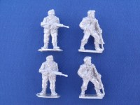 British Marine 2-Man HMG Team
