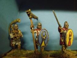 Roman Foot Command