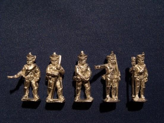 Line Foot Gun Crew