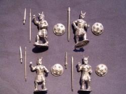 Seapeoples in Horned Helmet