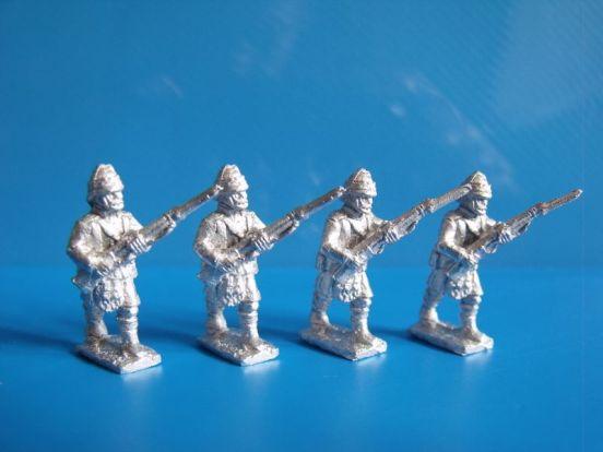 Highlanders Advancing