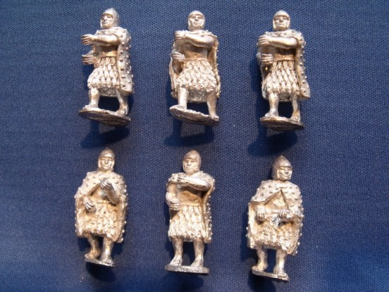 Sumerian Spearmen advancing