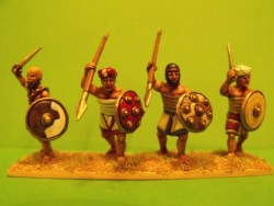 Syrian/Canaanite Infantry I