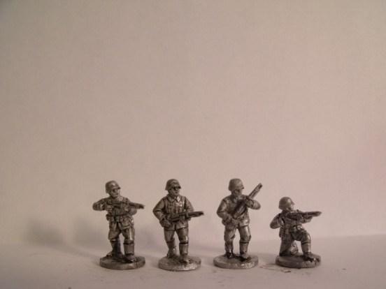 German Riflemen I