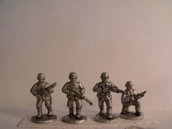 German Riflemen II