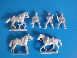 Natal Police Mounted -  New