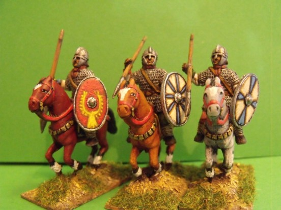 Late Roman Heavy Cavalry