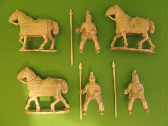 Cataphracts Charging