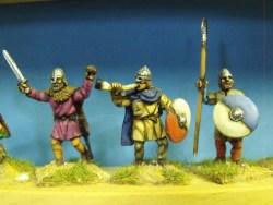 Viking Command in Tunics