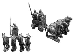 Sumerian Chariots x 2