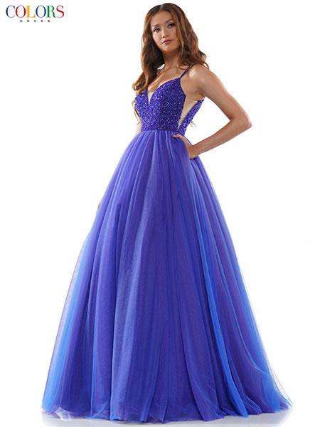 Colors Dress - Prom Dresses