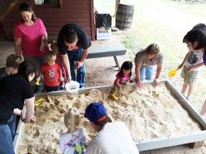Public Archaeology @ NGM Visitor Center