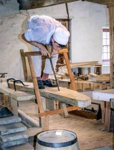 History at Work @ Newlin Grist Mill