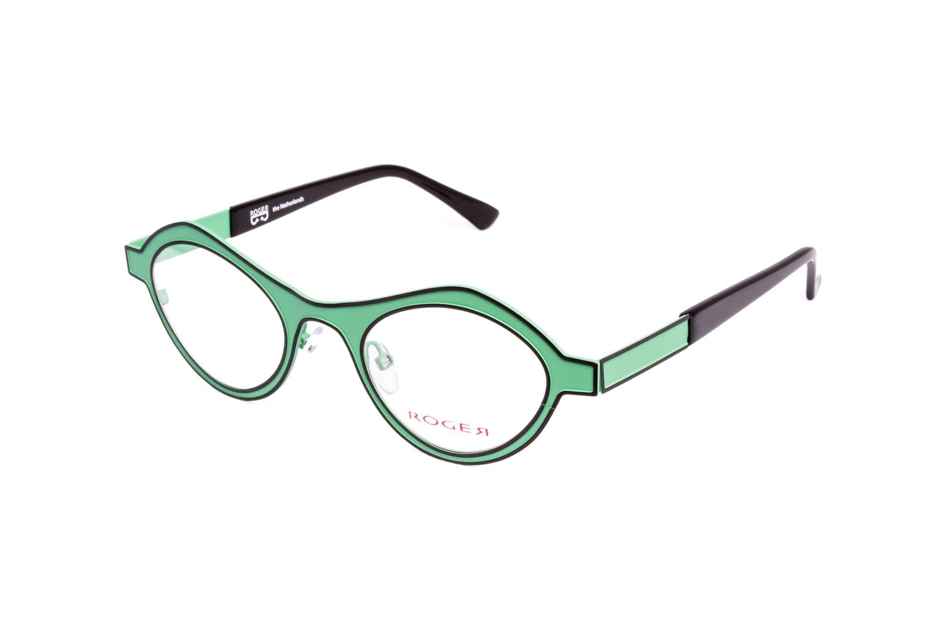 Roger Eyewear Design Glasses Boca Raton