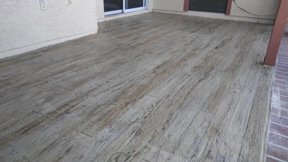 Concrete Resurfacing And Concrete Coatings Phoenix