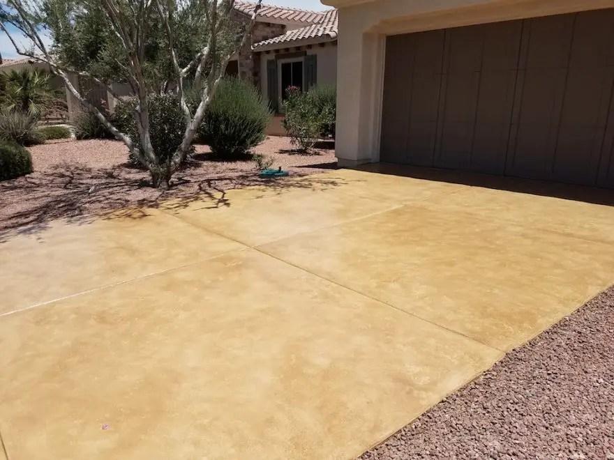 pool deck resurfacing concrete