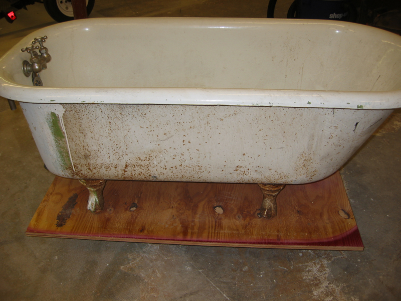 Clawfoot Tub Refinishing and Restoration in MA | New Look Refinishing