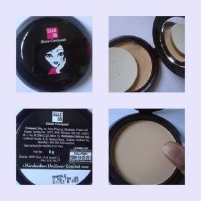 Elle 18 Makeup Range Review, Swatches, FOTD