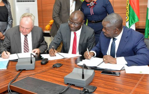 Image result for NNPC, Seplat Execute Agreements to Deliver 3.4bscfd of Gas by 2020