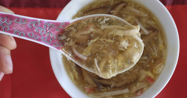 Easy Imitation Shark Fin Soup – 30 min
