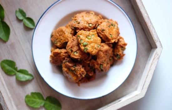 Easy Thai Fish Cakes – 5 Ingredients