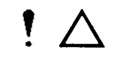 Símbolos de advertencia de maquinaria pesada