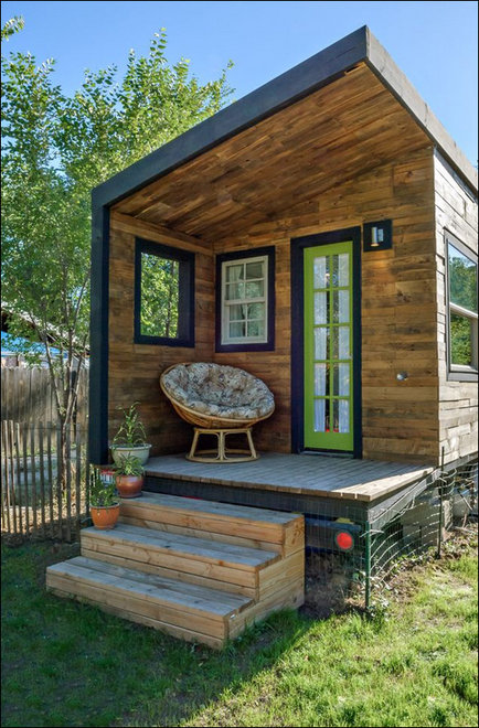tiny house, interior design