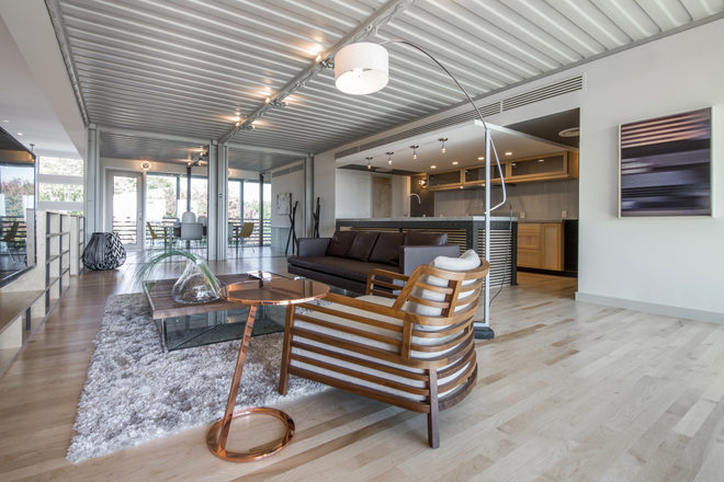 shipping container, house, interior design, modern, style