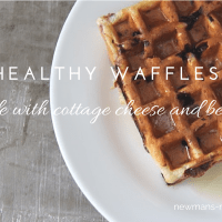 healthy breakfast, waffle recipe, breakfast