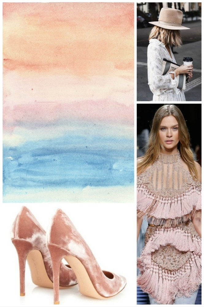 fall inspiration, bohemian, style, mood board