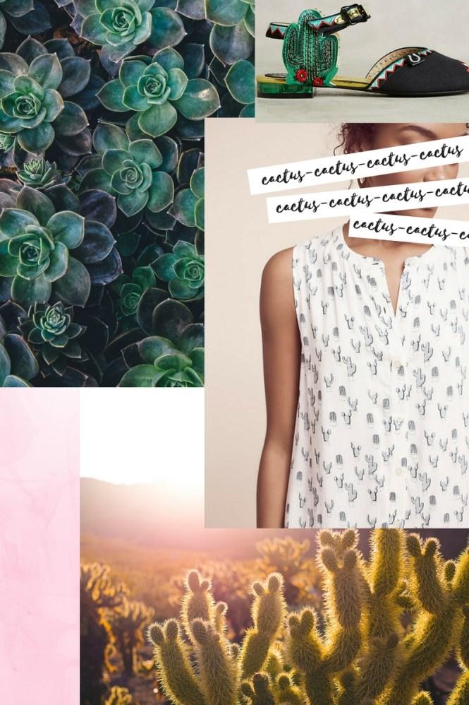 Trend im loving cactus print