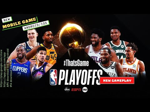 NBA NOW 21 Gameplay   Mobile Games   New Games 2021