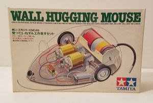 TAMIYA Wall Hugging Mouse Kit