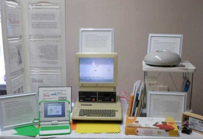 Children's Machine Exhibit VCF East