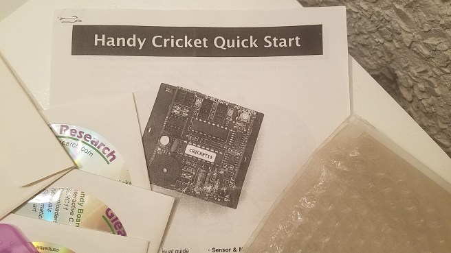 Handy Cricket Kit from Fred Martin