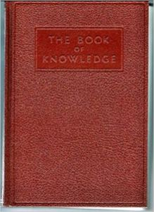 The Book of Knowledge by the Grolier Society