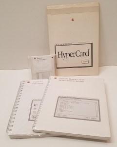 HyperCard Disks & Documentation