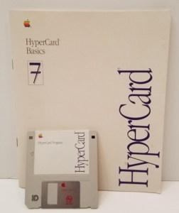 HyperCard 7 Disks & Documentation