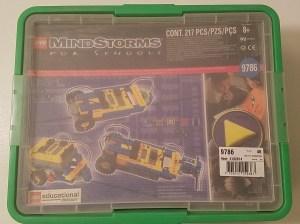 LEGO Mindstorms for Schools Kit 9786