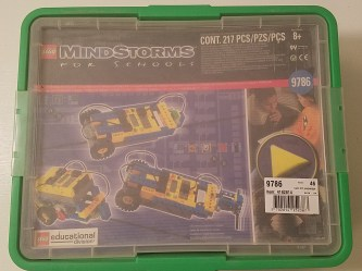 LEGO Mindstorms for Schools Kit 9786