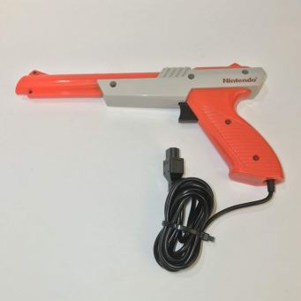 Zapper Light Gun for Nintendo Entertainment System