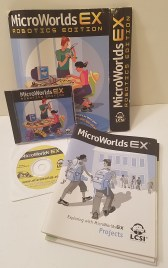 MicroWorlds EX from LCSI