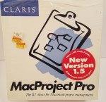 Claris Mac Project Pro 1.5