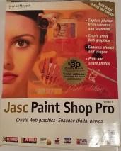 Jasc Paint Shop Pro 6